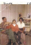 Uncle Buddy, Kenny (Tiney's son) and Aunt L.B