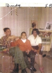 Lank (Uncle Buddy), Kenny and Aunt LB